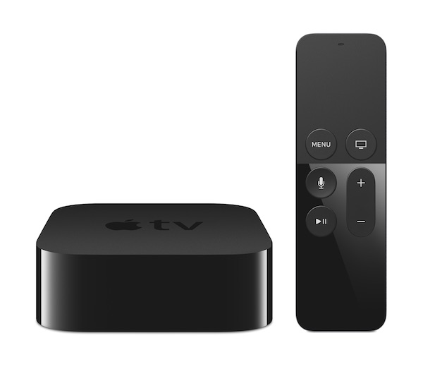 AppleTV 4G Remote